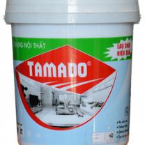 Sơn nội thất Tamado gol – Lau chùi hiệu quả