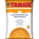 Bột trét tường ngoại thất Tamado