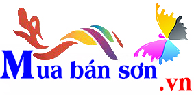 logo Mua bán sơn giá rẻ uy tín nhất hiện nay