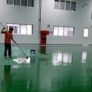 Quy trình thi công sơn sàn epoxy đơn giản và hiệu quả