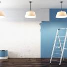 Quy trình thi công sơn dầu, dẻo nhiệt, nội thất