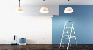 Biện pháp thi công sơn tường đẹp trên từng milimet