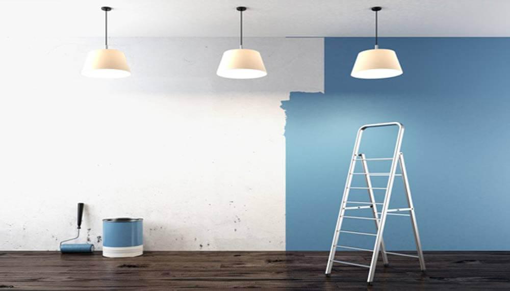 kỹ thuật và quy trình thi công sơn