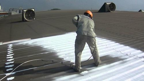 son chong nong mai ton 1 - Sơn Chống Nóng - Giải pháp hiệu quả cho mùa hè nắng nực.