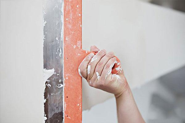 cách sử dụng bột bả tường