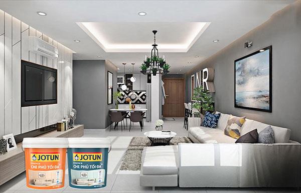 sơn nội thất tốt nhất
