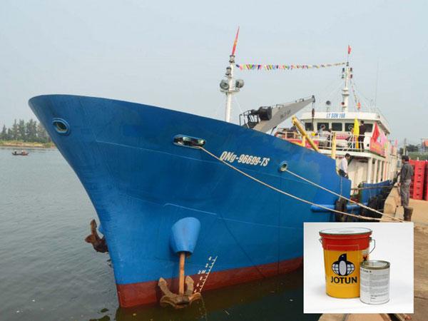 sơn tàu biển là gì